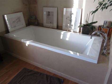 cuisine baignoire salle de bain tablier lombards for