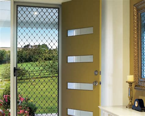 grilled security doors and windows lansdell glass