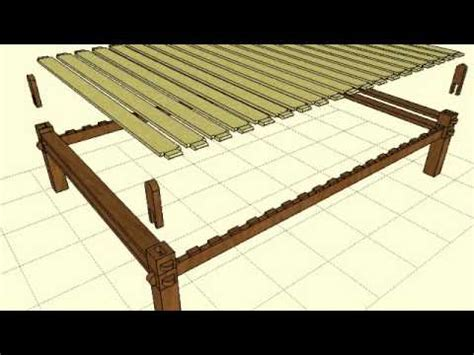 how to build a platform bed frame how to save money and