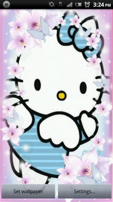 wallpaper hello kitty live hello kitty live wallpaper hd app for android