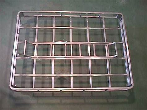 Aluminum Hay Rack by M Trailers Trailer Parts Accesories