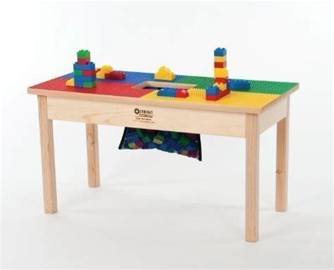 lego table three chairs easy diy lego table