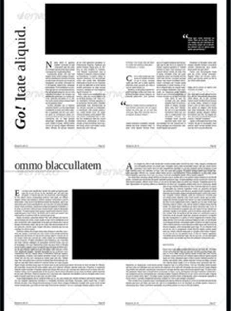 newspaper template for adobe indesign cs6 free newspaper