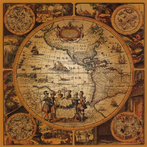 Ancient Explorer Map Vintage World - ancient world map by bilui on deviantart decoupage