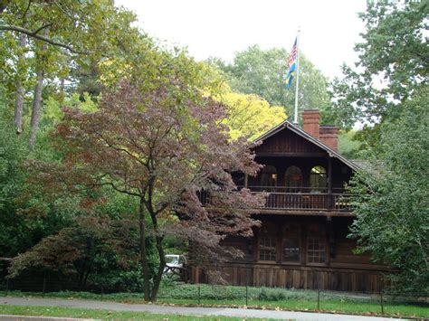 panoramio photo of swedish cottage central park