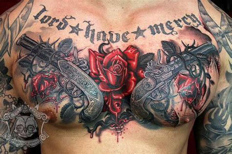 christian tattoo artist cape town best chest tattoos jaw dropping ink masterpieces