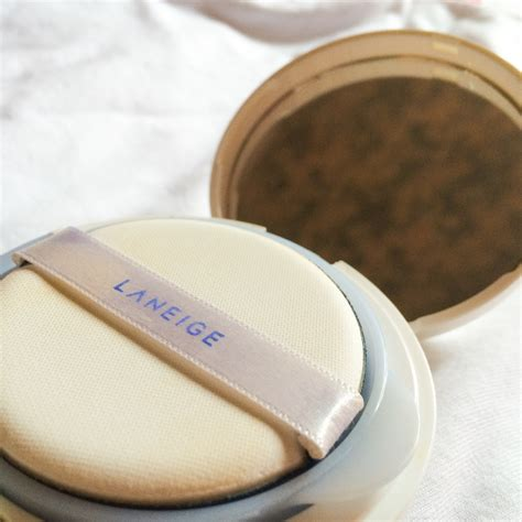 Laneige Snow Bb Soothing Cushion Spf 50 Pa makeup review laneige snow bb soothing cushion spf 50 pa