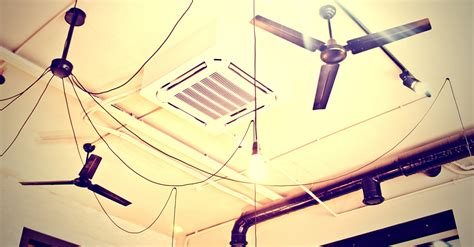 benefits of ceiling fans the big benefits of combining air conditioning and ceiling