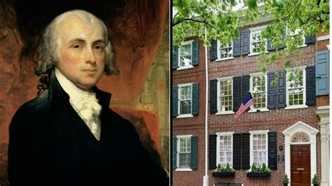 james madison house founding father real estate james madison s philly home realtor com 174