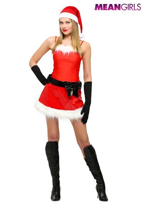 mean girls christmas costume