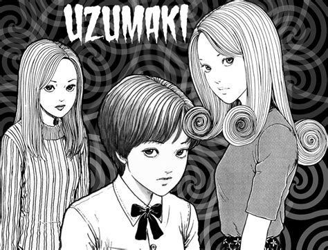 Anime Horror Uzumaki El Mundo Uzumaki Junji Ito Espa 241 Ol