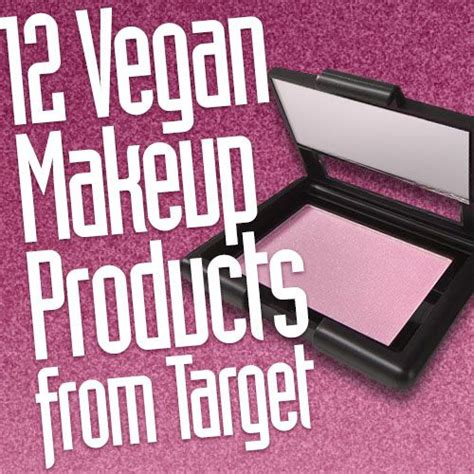 is target friendly target s top 12 cruelty free vegan makeup products chemical free makeup balm