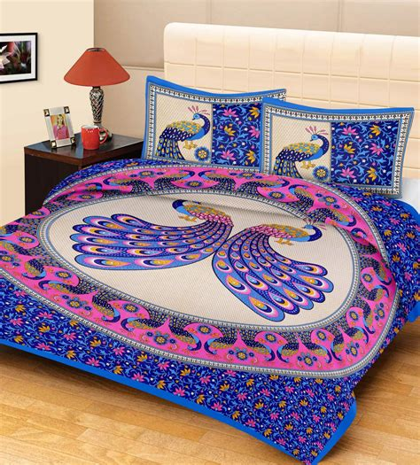 best bed sheets for the price metro living cotton animal double bedsheet buy metro