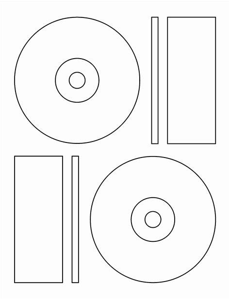 cd label template word  cd label printable