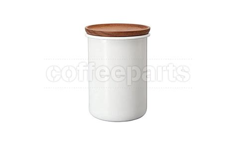 Hario Coffee Canister 200 Black hario bona tea coffee canister 200g white coffee parts
