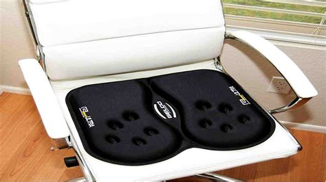 Memory Foam Seat Cushion For Car Office Chair Or Sport