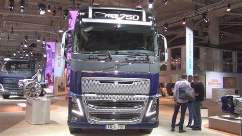 volvo fh   heavy duty tractor truck  exterior  interior   youtube