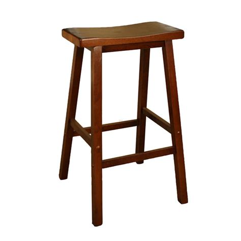 Cheap Bar Stools by Sumatra 24 Inch Counter Height Saddle Stool Design