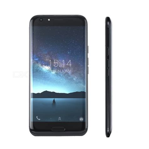 Android Ram 4gb doogee bl5000 5 5 quot android 7 0 4g phone with 4gb ram 64gb rom black free shipping dealextreme