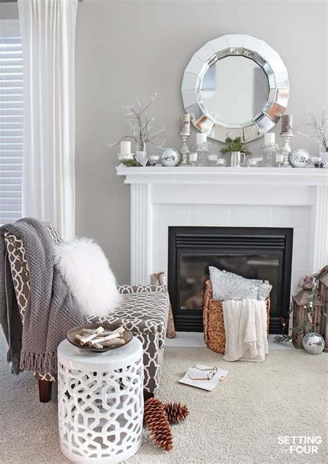 Living Room Mantel Decor by Mantel Decor Ideas Affordable Fireplace Mantel Decoration