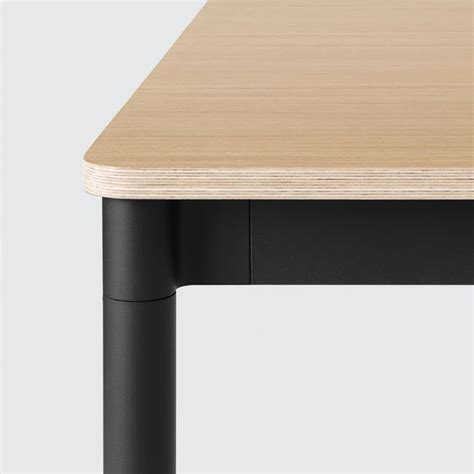 Muuto Table L by Nordicthink Base Table Muuto