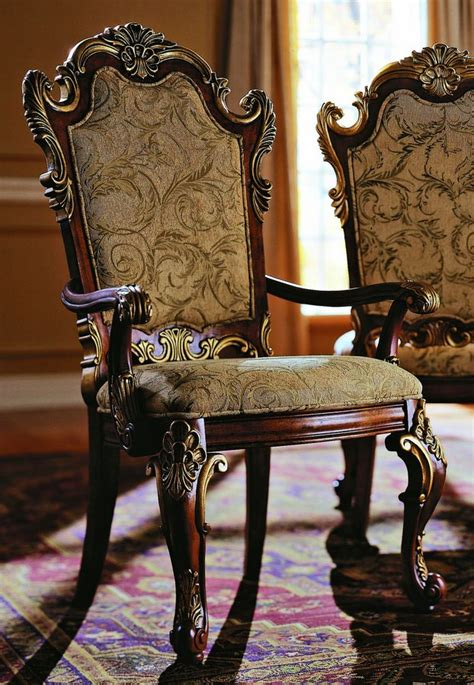 pulaski royale arm chair fabric buy dining room