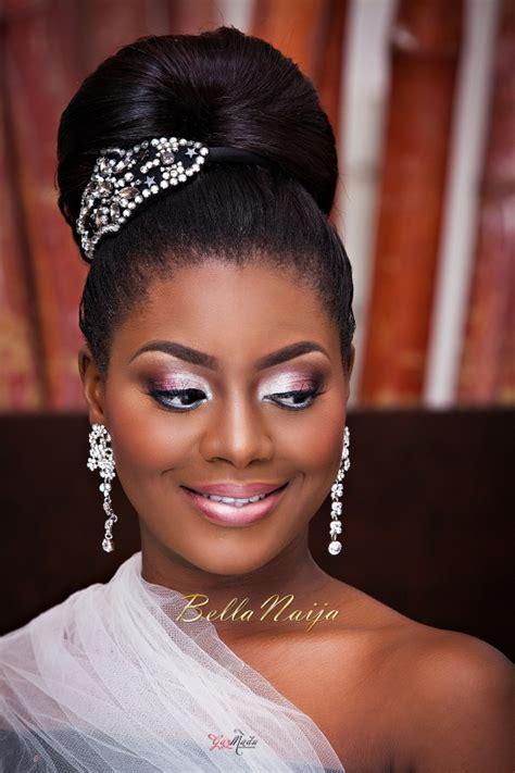 naija wedding hairstyles bn bridal beauty the perfect bridal portrait gazmadu