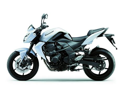 Kawasaki Pictures by Motorsport Review Kawasaki Z750 White Picture