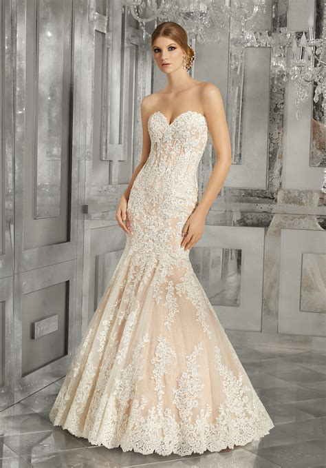 Wedding Dress by Morella Wedding Dress Style 8185 Morilee