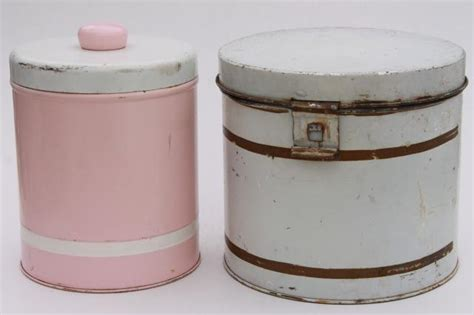 shabby country chic rooster tin canister set home decor ebay vintage canister tins shabby chic pink white gold