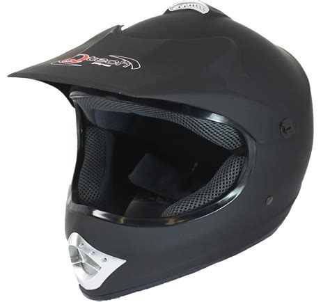 childs motocross helmet childrens motocross helmet matt black blue