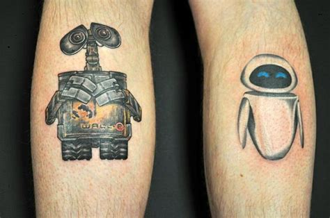 wall e and i want a new
