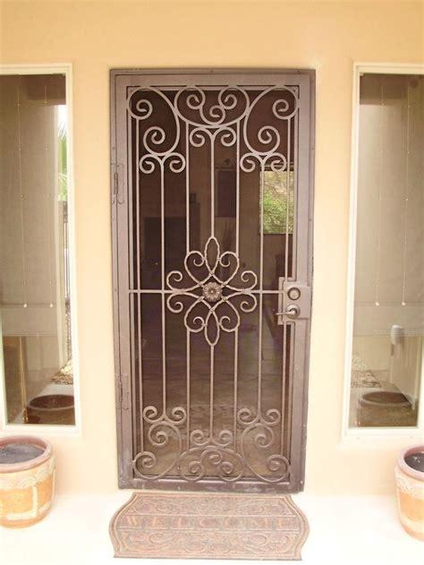 security front door for home best 25 security door ideas on