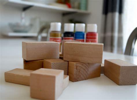 Handmade Baby Blocks - handmade giving blocks for babies co