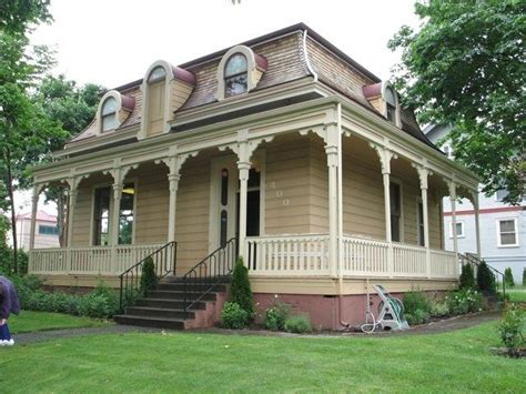 empire house 1866 victorian second empire in vancouver washington