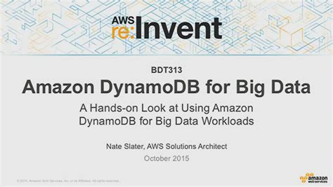 amazon dynamodb amazon dynamodb getting started amazon web services