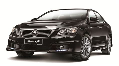 Toyota Camry 0 Toyota Camry 2 0 G X Details And More Pics Released