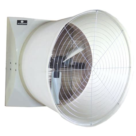 large commercial exhaust fans industrial commercial ventilation heating schaefer