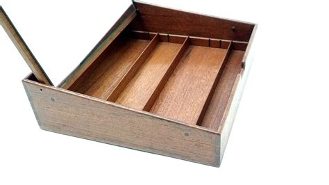 Handmade Jewelry Boxes For Sale - handcrafted jewelry box by willy beck for sale at 1stdibs