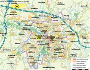 Leipzig Germany Map by Map Of Leipzig Germany Saxonia Map In The Atlas Of The