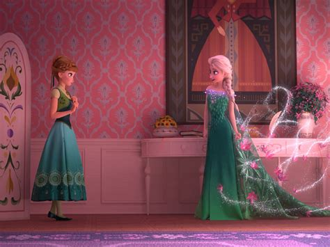 film frozen vever first look at frozen fever short film with 5 stills