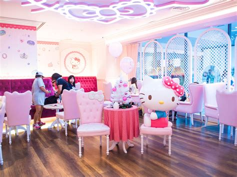 hello kitty house hello kitty house bangkok thailand world for travel