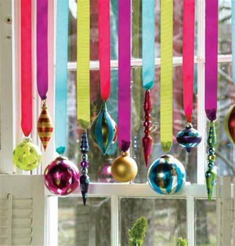 Weihnachtsdeko Fenster Kugeln by Fensterdeko Zu Weihnachten 104 Neue Ideen Archzine Net