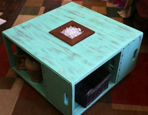 11 Diy Wooden Crate Coffee Table Ideas Diy Crate Coffee Table