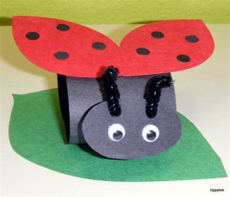 ladybug craft projects tippytoe crafts grouchy ladybugs
