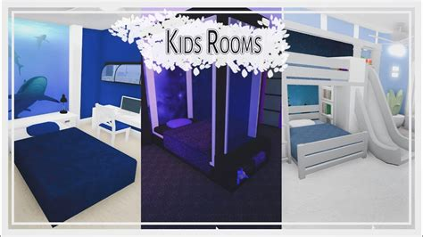bloxburg kids rooms themed room styles pt