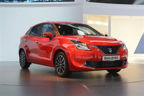 new maruti baleno variant details revealed bookings