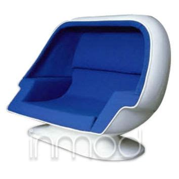 Egg Chair With Speakers by Egg Pod Speaker Chair For Two From Inmod For Castle
