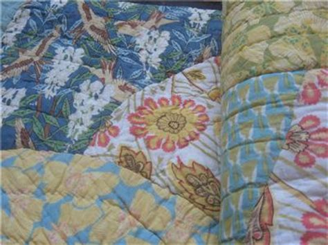 Pottery Barn Scalloped Organic Patchwork Quilt - pottery barn scalloped organic patchwork quilt