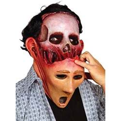 Scariest Halloween Masks Two Face Halloween Scary Mask